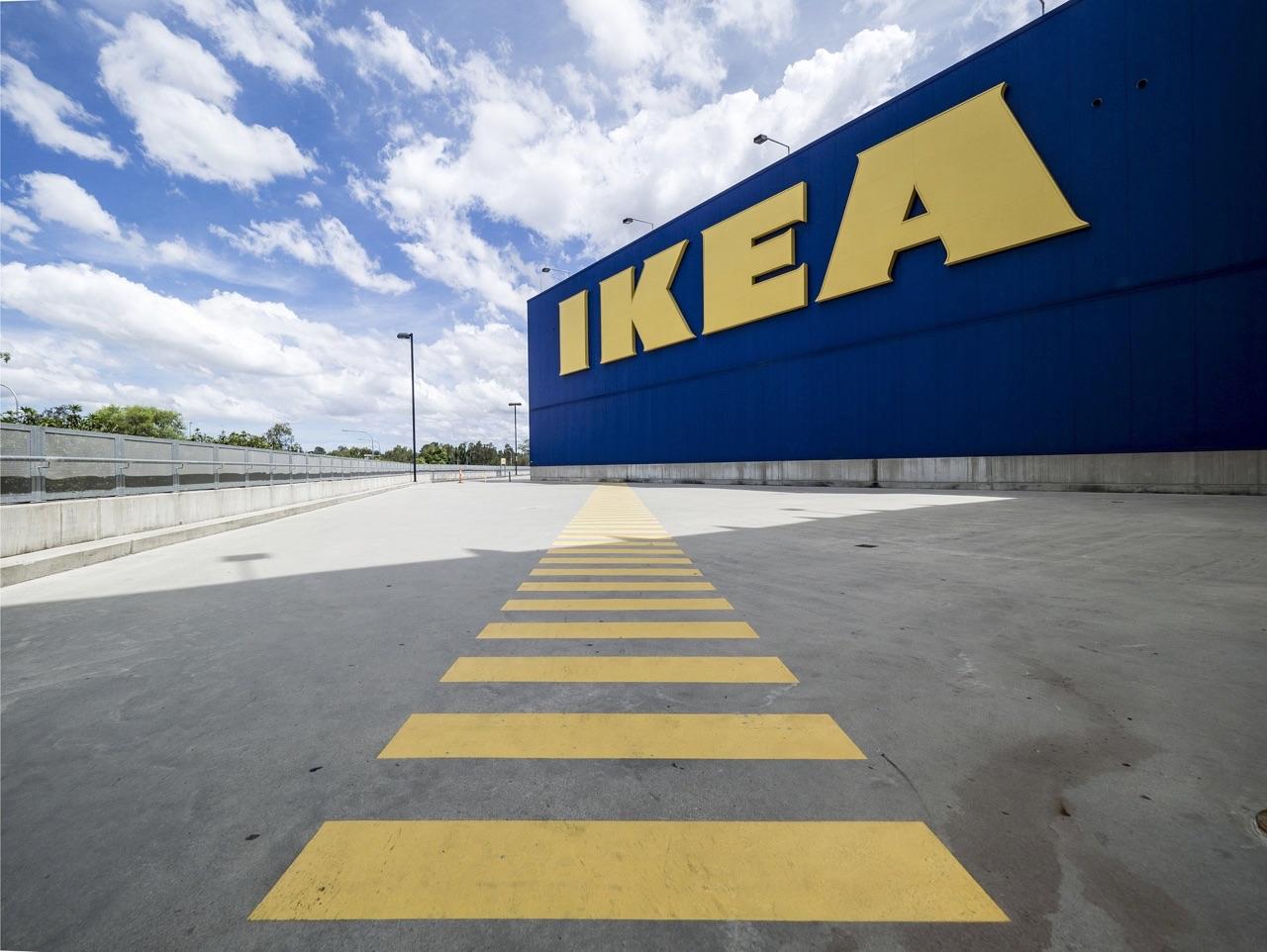 IKEA vestiging.