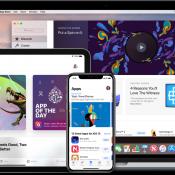App Store op Mac en iOS.