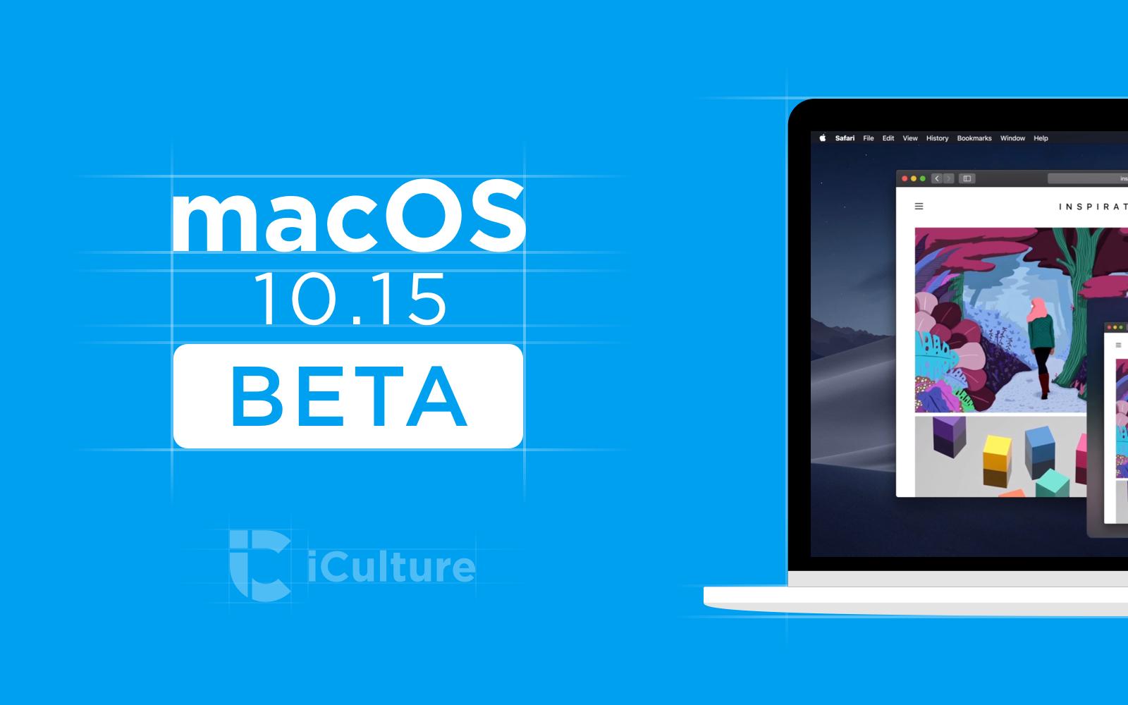 macOS 10.15-beta.