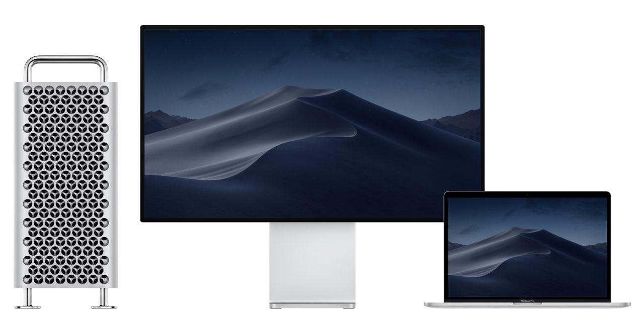 Pro Display XDR met Mac Pro