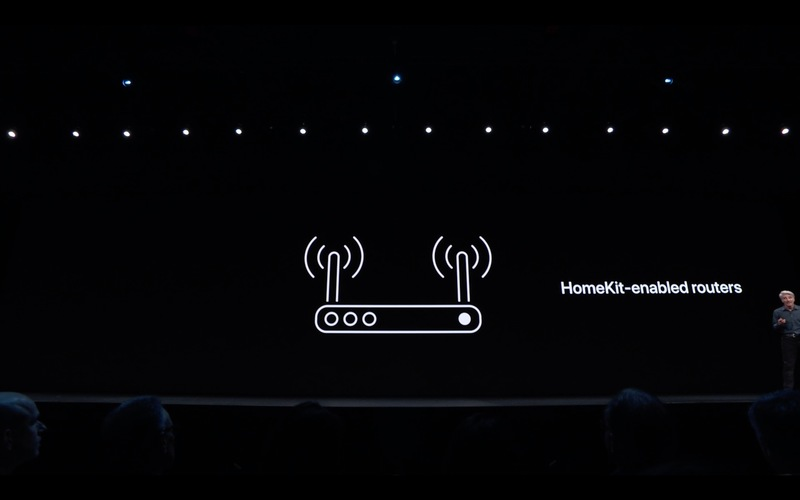 HomeKit routers