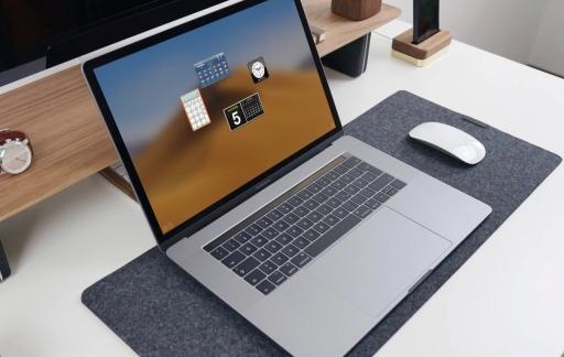 macOS Dashboard.