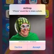 Waarom je AirDrop op 'Alleen contacten' moet zetten