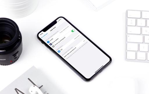 Voorkeurstaal voor app instellen op iPhone.