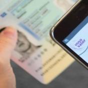 Paspoort scannen met NFC