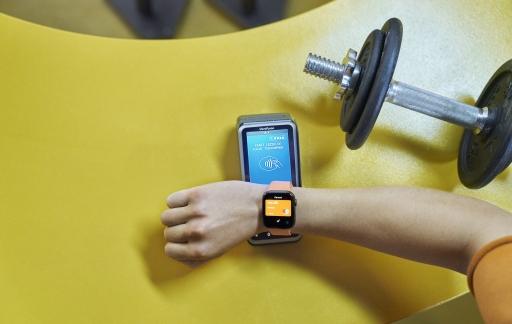 ING Apple Pay met Apple Watch
