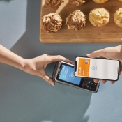 ING Apple Pay met iPhone