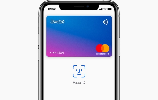 Revolut met Apple Pay
