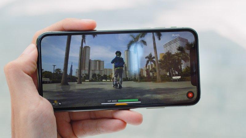 RoboMaster S1 mobiele app