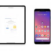 Android beveiligingssleutel iOS