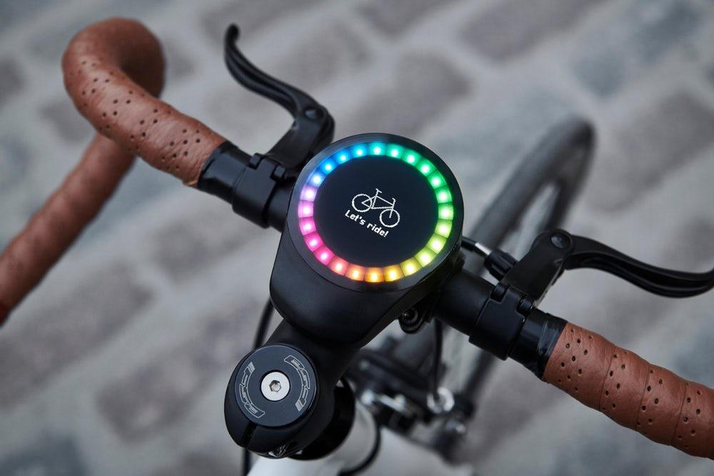SmartHalo gekleurde ringen