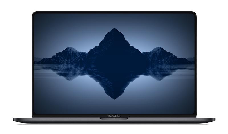 16-inch MacBook Pro.
