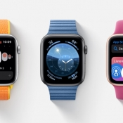 watchOS 6 op Apple Watch overzicht.