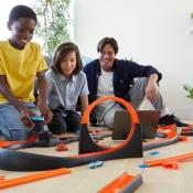 Mattel Hot Wheels racebaan