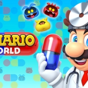 Dr. Mario World nu te downloaden op iPhone en iPad