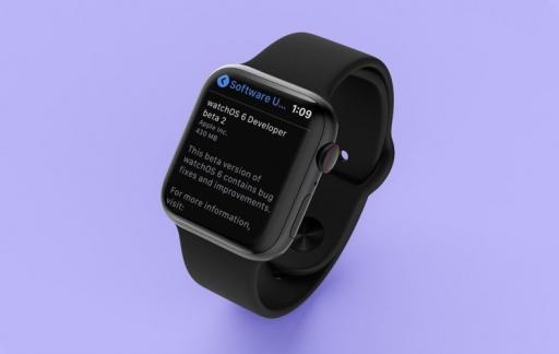 Apple Watch update beta