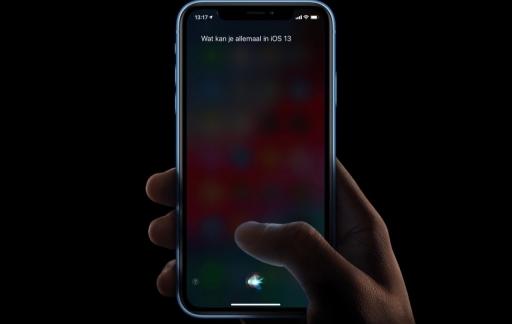Siri in iOS 13.