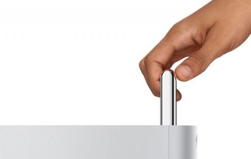 Mac Pro handgreep