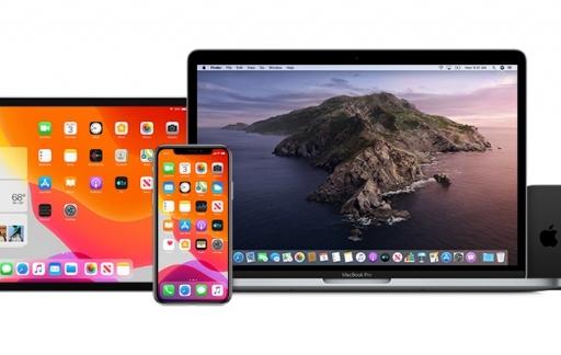iOS 13, iPadOS 13 en macOS Catalina publieke beta.