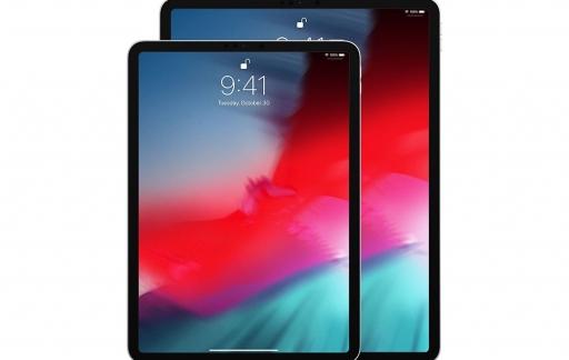 iPad Pro OLED scherm