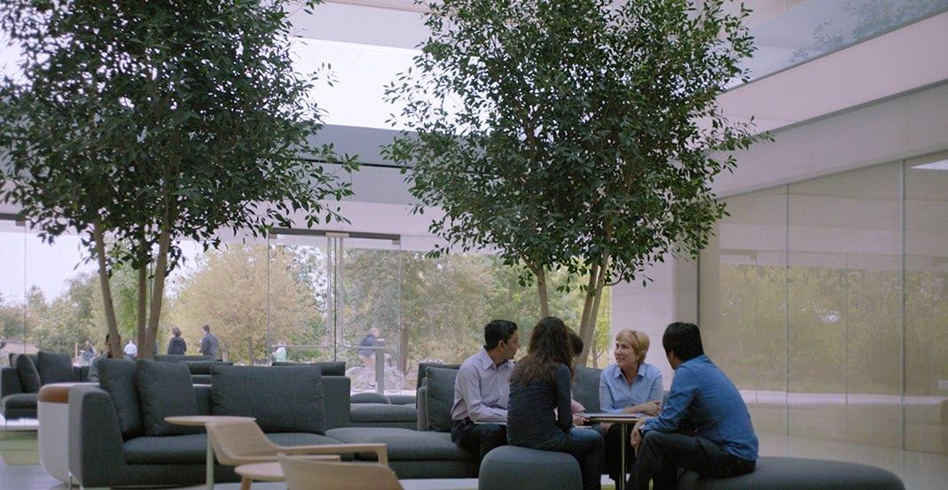 Apple hoofdkantoor vacatures