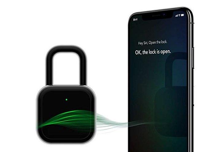 Koogeek Smart Lock bedienen met Siri