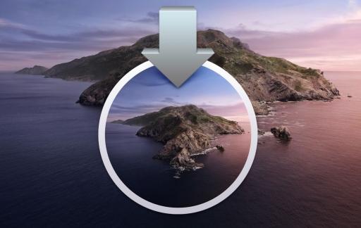 macOS Catalina installeren