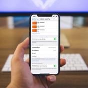Apple Pay gegevens wijzigen.