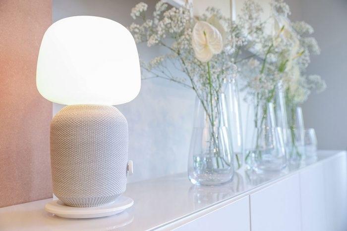 Ikea Symfonisk tafellamp