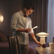 Philips Hue Phoenix tafellamp