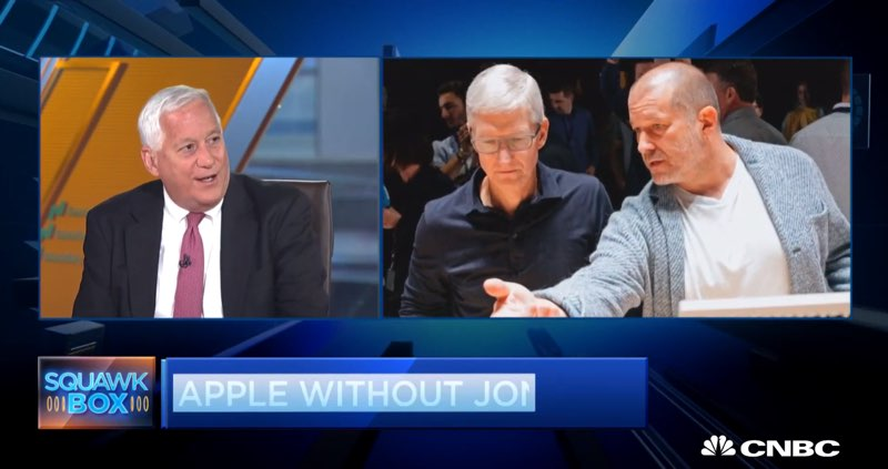 Isaacson over Jony Ive