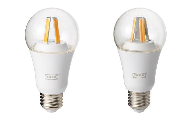 Tradfri filament-lamp IKEA