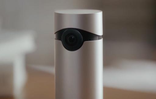 D-Link Omna 180 HD camera.