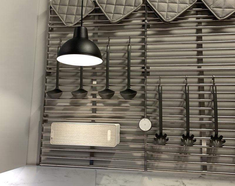 IKEA Symfonisk in de keuken