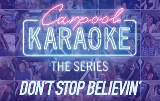Carpool Karaoke derde seizoen