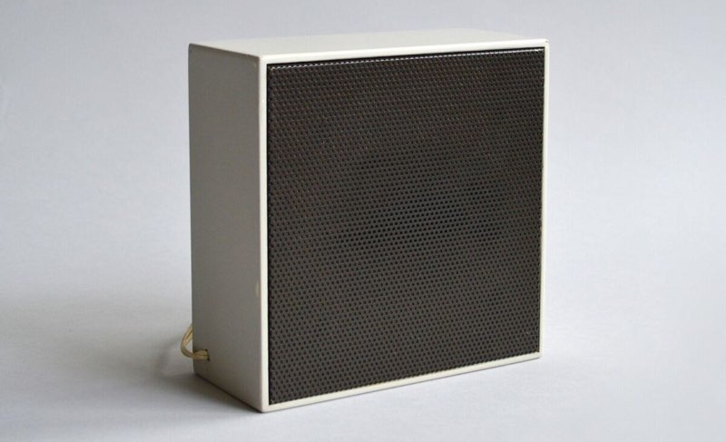 Braun LE Speakers