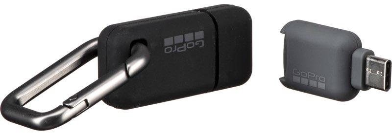 GoPro microSD kaartlezer