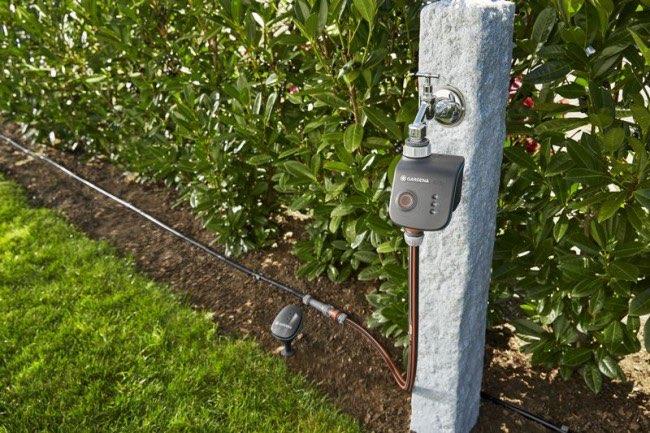 Gardena smart watering