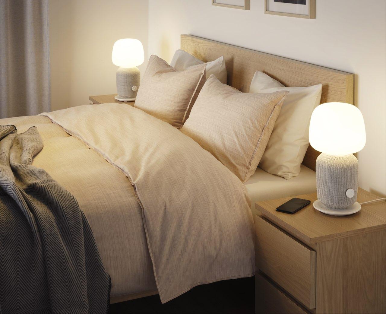 IKEA Symfonisk tafellamp speaker