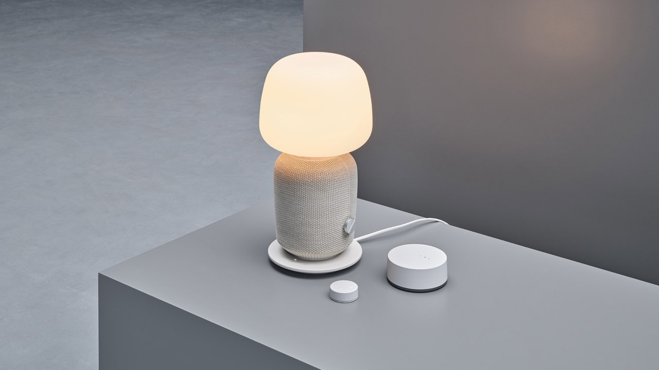 IKEA Symfonisk review afstandsbediening