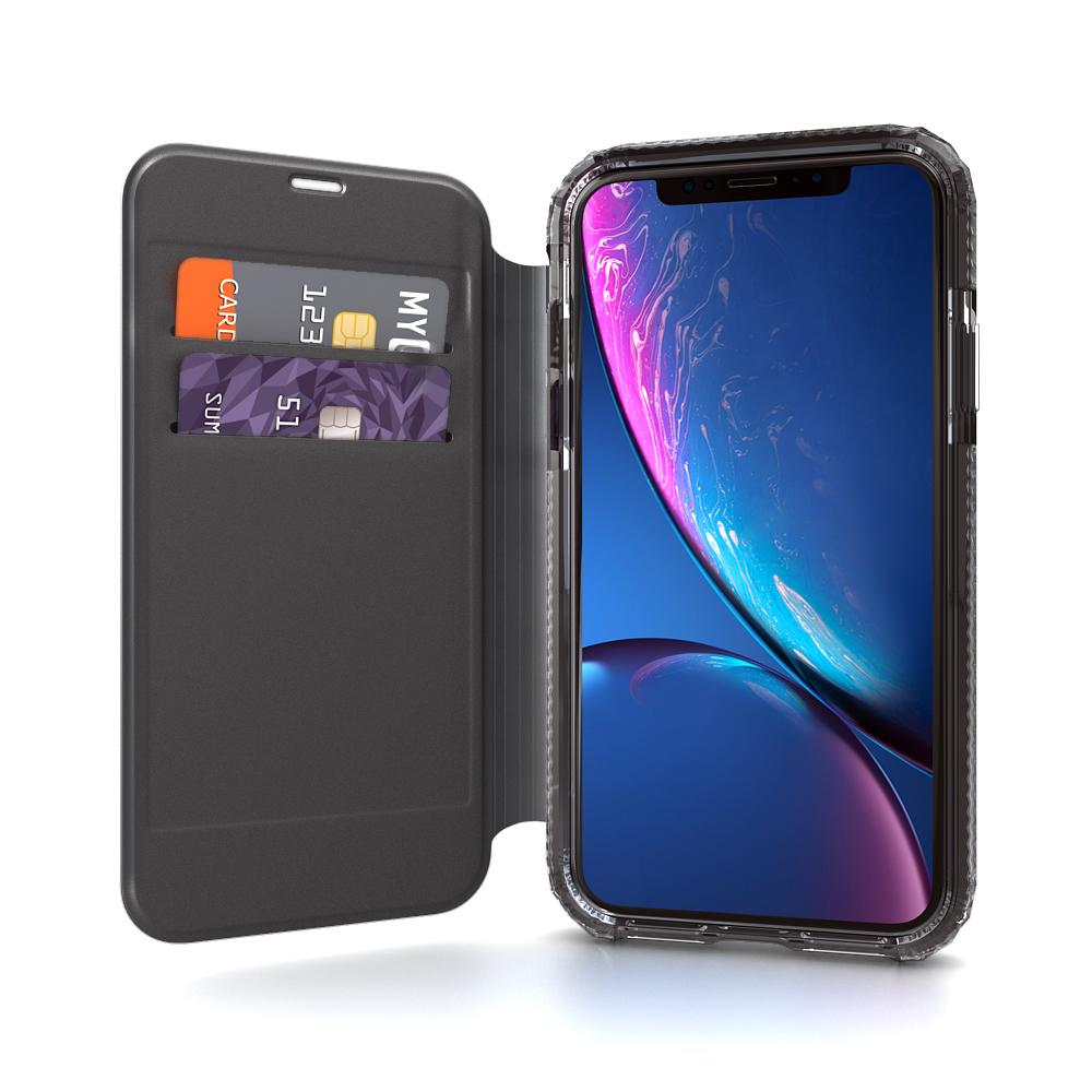 SoSkild Defend Wallet-case voor iPhone.