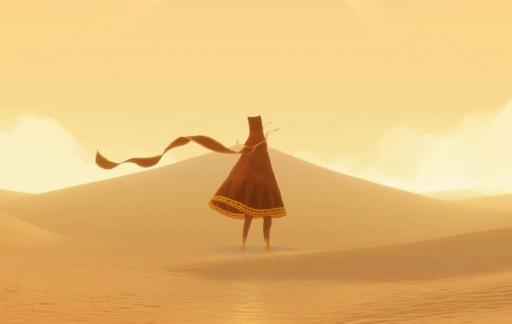 Journey game thatgamecompany