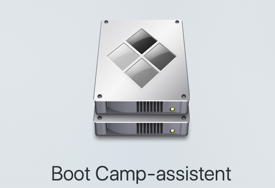 Boot Camp icoon