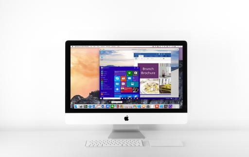 iMac Windows