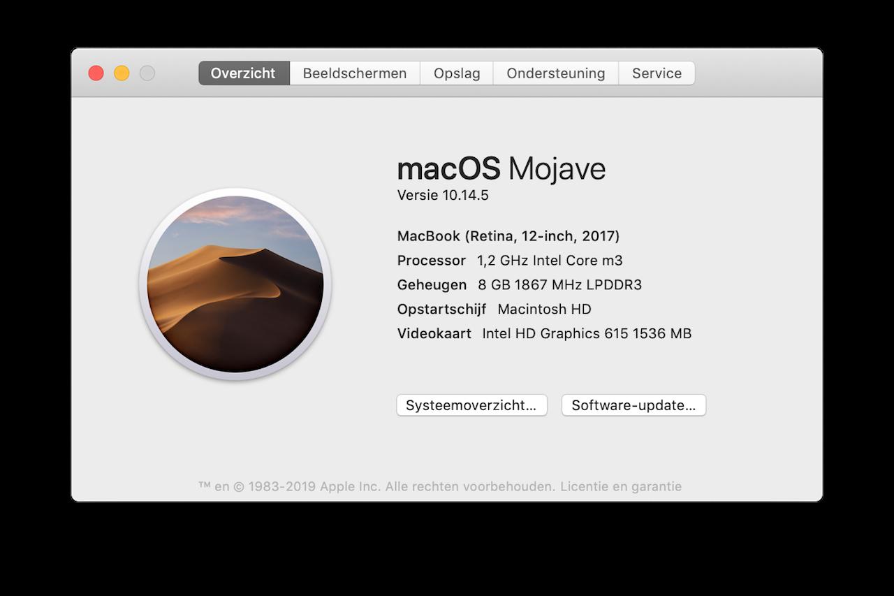 Model iMac