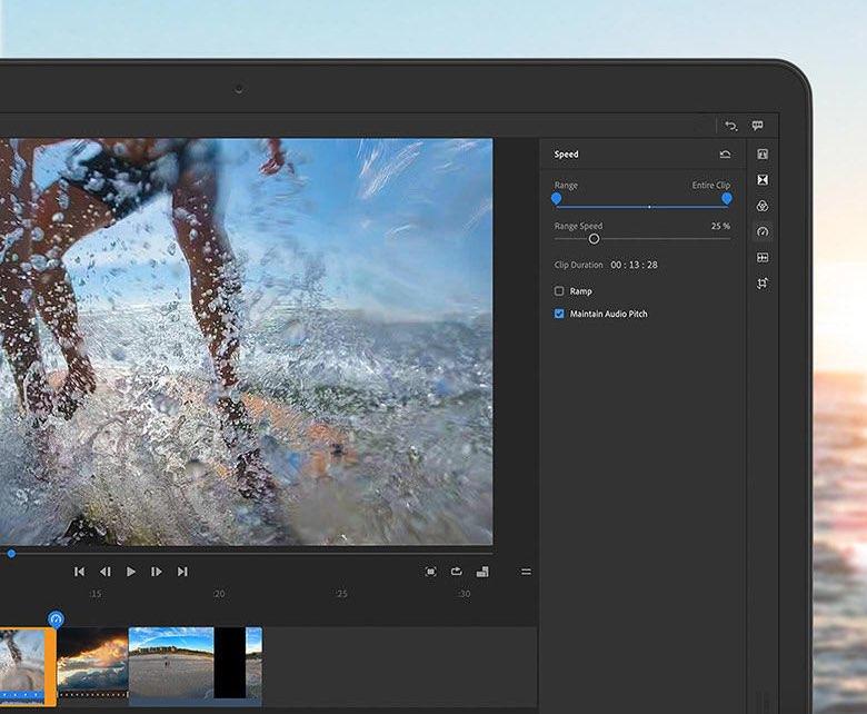 Adobe Rush update