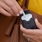 Twelve South AirSnap-case van textiel is geschikt voor draadloos laden