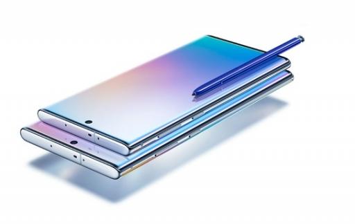 Galaxy Note 10 pen