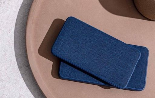 Mophie Powerstation blauw