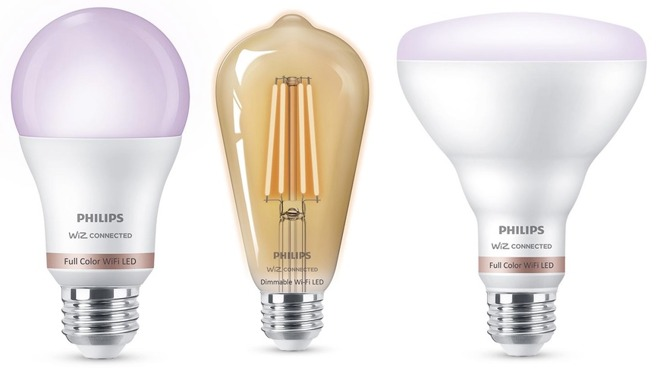 Philips WiZ Connected-lampen